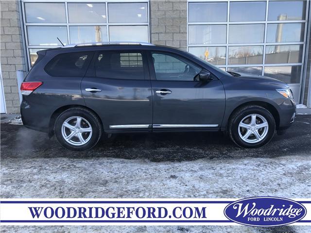2014 Nissan Pathfinder Platinum (Stk: 78045) in Calgary - Image 2 of 21