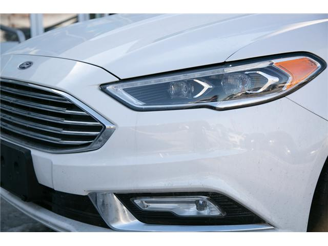 2018 Ford Fusion Hybrid Titanium LEATHER=PWER ROOF-NAV-LOADED (Stk: 947380) in Ottawa - Image 10 of 30