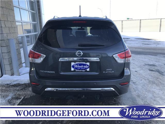 2014 Nissan Pathfinder Platinum (Stk: 78045) in Calgary - Image 6 of 21