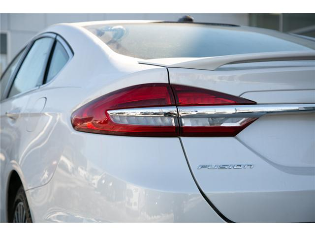 2018 Ford Fusion Hybrid Titanium LEATHER=PWER ROOF-NAV-LOADED (Stk: 947380) in Ottawa - Image 12 of 30