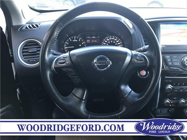2014 Nissan Pathfinder Platinum (Stk: 78045) in Calgary - Image 15 of 21
