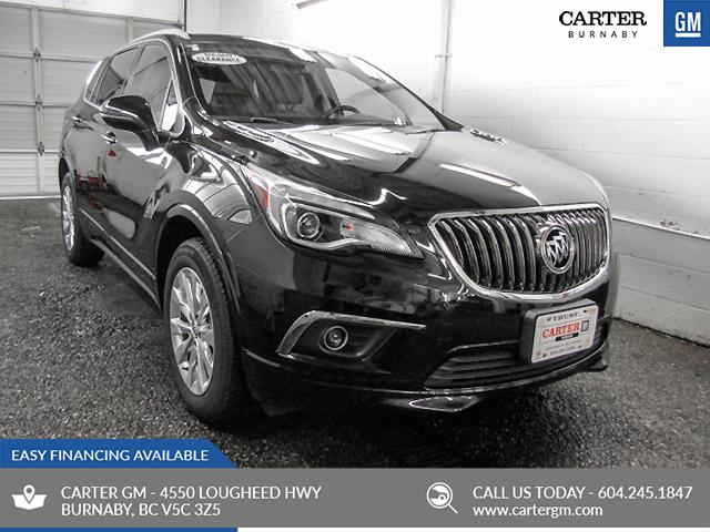 2018 Buick Envision Essence (Stk: E8-00970) in Burnaby - Image 1 of 12