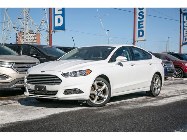 2016 Ford Fusion SE ALL WHEEL DRIVE--NAV-LOADED (Stk: 944761) in Ottawa - Image 1 of 25