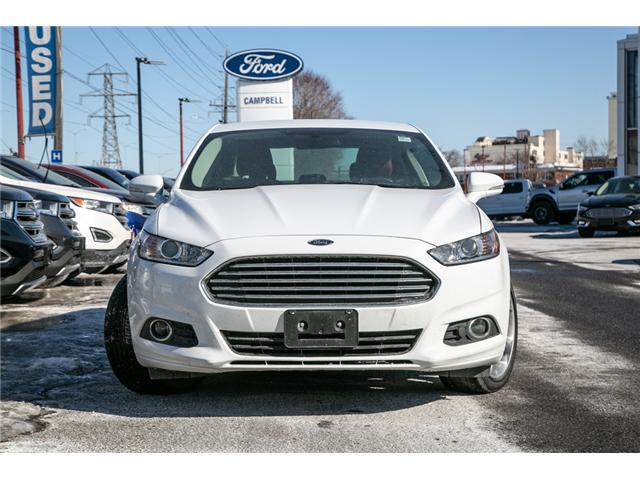 2016 Ford Fusion SE ALL WHEEL DRIVE--NAV-LOADED (Stk: 944761) in Ottawa - Image 2 of 25