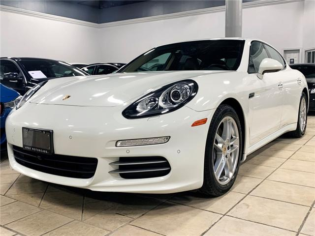 2016 Porsche Panamera 4 Edition (Stk: AP1796) in Vaughan - Image 1 of 27
