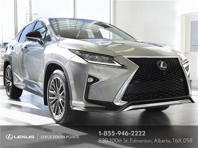 2018 Lexus RX 350 Base (Stk: L800136) in Edmonton - Image 1 of 21