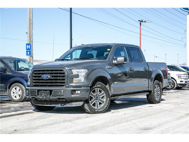 2016 Ford F-150 XLT SPORT-NAV-POWER ROOF-WARRANTY (Stk: 1819761) in Ottawa - Image 1 of 30