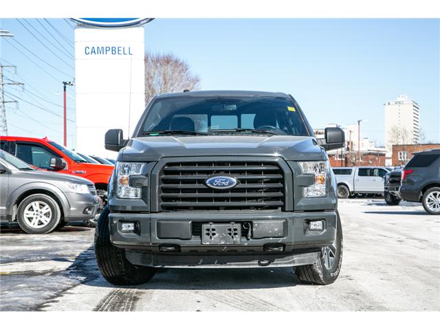 2016 Ford F-150 XLT SPORT-NAV-POWER ROOF-WARRANTY (Stk: 1819761) in Ottawa - Image 2 of 30