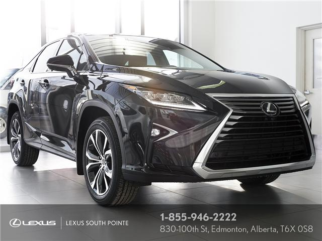 2018 Lexus RX 350 Base Executive w/ panoramic roof, navigation and