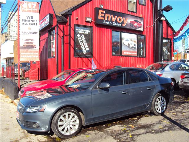 2011 Audi A4 2.0T (Stk: ) in Ottawa - Image 1 of 18