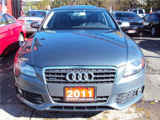 2011 Audi A4 2.0T (Stk: ) in Ottawa - Image 2 of 18
