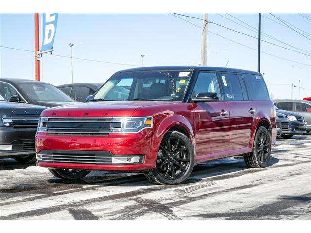 2018 Ford Flex LTD AWD-LEATHER-ECO BOOST-POWER ROOF (Stk: 946810) in Ottawa - Image 1 of 28