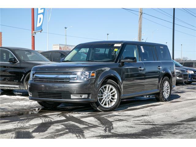2018 Ford Flex SEL AWD-LEATHER-NAV-POWER ROOF (Stk: 946790) in Ottawa - Image 1 of 28