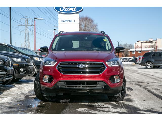 2018 Ford Escape TITANIUM AWD-LEATHER-NAV-POWER ROOF (Stk: 946770) in Ottawa - Image 2 of 30