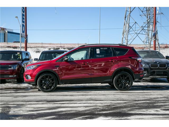 2018 Ford Escape TITANIUM AWD-LEATHER-NAV-POWER ROOF (Stk: 946770) in Ottawa - Image 3 of 30