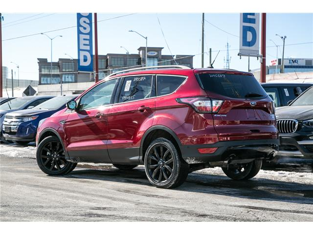 2018 Ford Escape TITANIUM AWD-LEATHER-NAV-POWER ROOF (Stk: 946770) in Ottawa - Image 4 of 30