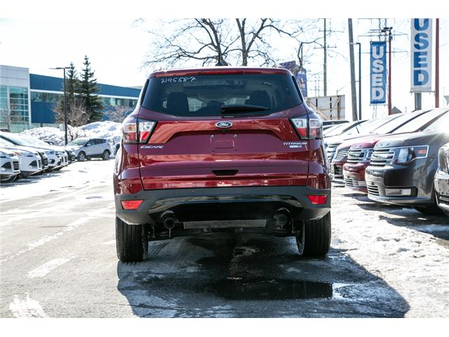 2018 Ford Escape TITANIUM AWD-LEATHER-NAV-POWER ROOF (Stk: 946770) in Ottawa - Image 5 of 30