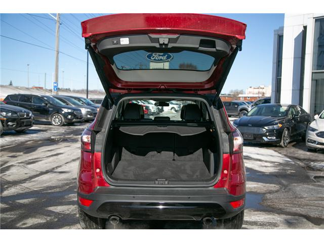 2018 Ford Escape TITANIUM AWD-LEATHER-NAV-POWER ROOF (Stk: 946770) in Ottawa - Image 11 of 30