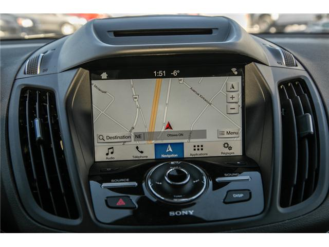2018 Ford Escape TITANIUM AWD-LEATHER-NAV-POWER ROOF (Stk: 946770) in Ottawa - Image 21 of 30