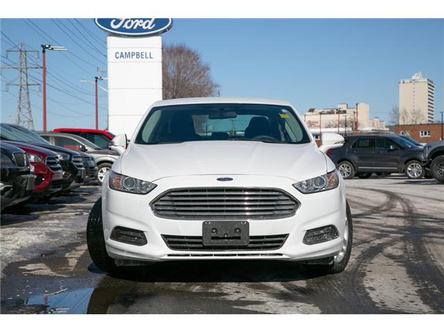 2015 Ford Fusion SE 35,000 KMS-LOADED (Stk: 946840) in Ottawa - Image 2 of 27