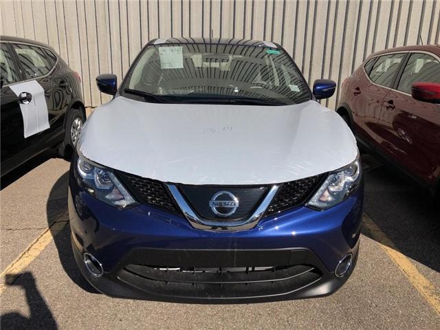 2018 Nissan Qashqai SV (Stk: X8118) in Burlington - Image 2 of 5