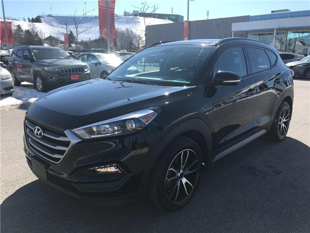 2017 Hyundai Tucson SE (Stk: P587265) in Saint John - Image 1 of 38
