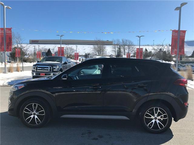 2017 Hyundai Tucson SE (Stk: P587265) in Saint John - Image 2 of 38