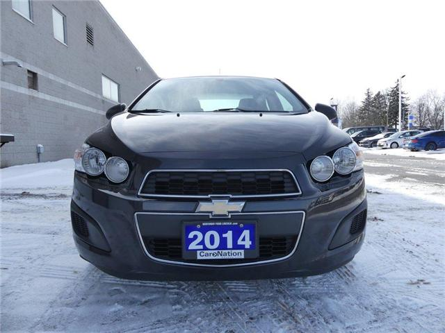 2014 Chevrolet Sonic LT | KEYLESS ENTRY | CRUISE | BLUETOOTH | (Stk: F180872C) in Brantford - Image 2 of 31