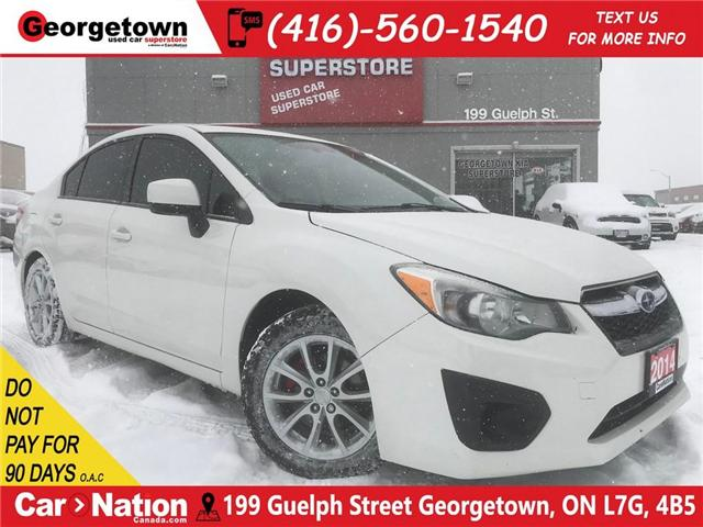2014 Subaru Impreza 2.0i Touring Package | HEATED SEATS|ALLOY WHEELS (Stk: SD19032C) in Georgetown - Image 1 of 25