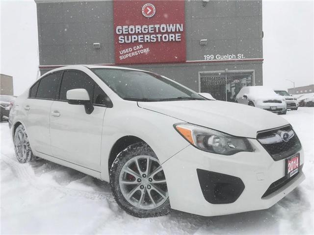 2014 Subaru Impreza 2.0i Touring Package | HEATED SEATS|ALLOY WHEELS (Stk: SD19032C) in Georgetown - Image 2 of 25