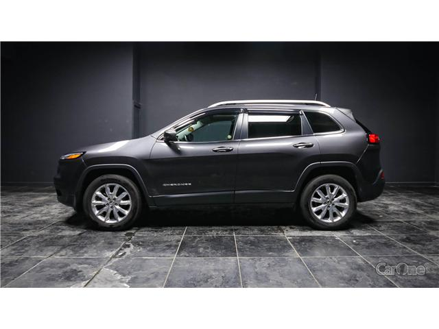 2016 Jeep Cherokee Limited (Stk: CJ19-69) in Kingston - Image 1 of 36