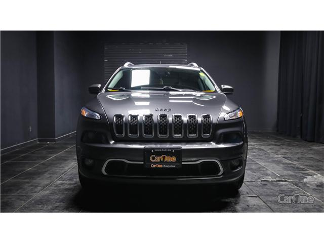 2016 Jeep Cherokee Limited (Stk: CJ19-69) in Kingston - Image 2 of 36