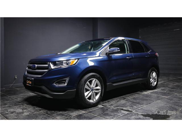 2017 Ford Edge SEL (Stk: CJ19-77) in Kingston - Image 3 of 34
