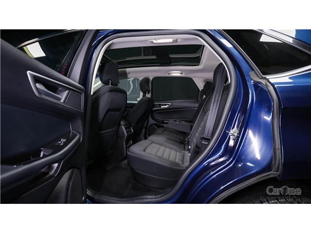 2017 Ford Edge SEL (Stk: CJ19-77) in Kingston - Image 8 of 34