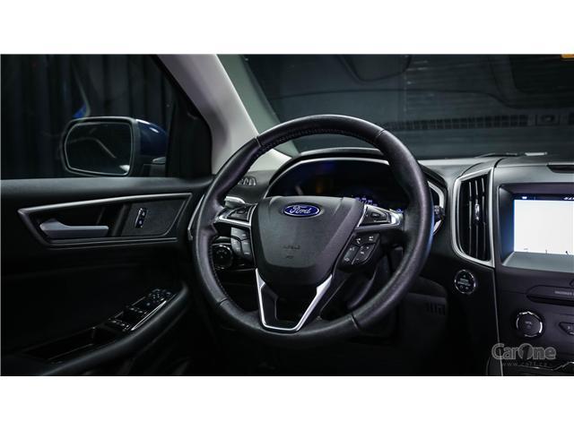 2017 Ford Edge SEL (Stk: CJ19-77) in Kingston - Image 10 of 34