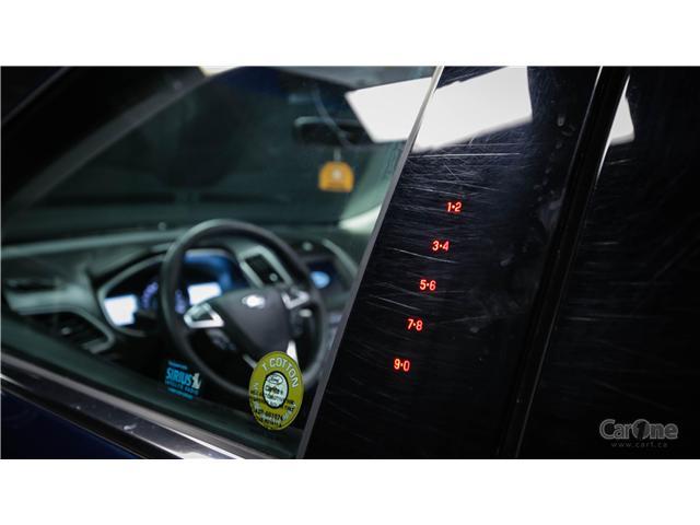 2017 Ford Edge SEL (Stk: CJ19-77) in Kingston - Image 11 of 34