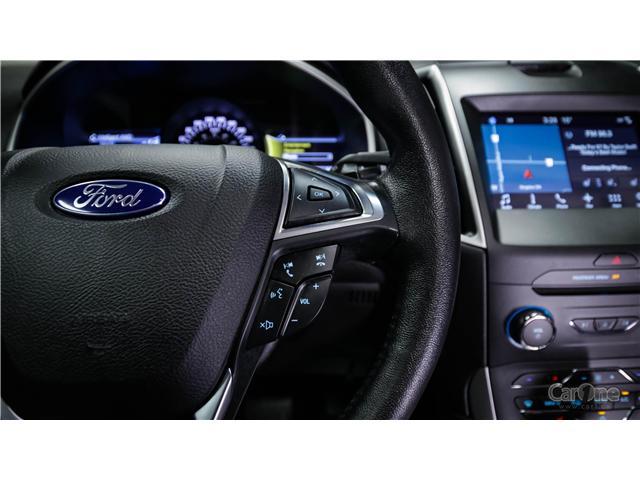 2017 Ford Edge SEL (Stk: CJ19-77) in Kingston - Image 16 of 34