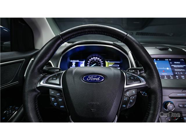 2017 Ford Edge SEL (Stk: CJ19-77) in Kingston - Image 17 of 34
