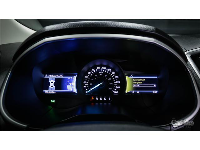 2017 Ford Edge SEL (Stk: CJ19-77) in Kingston - Image 18 of 34