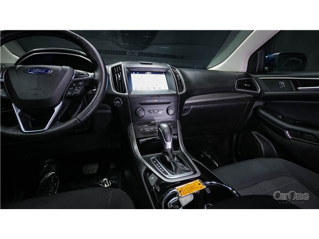 2017 Ford Edge SEL (Stk: CJ19-77) in Kingston - Image 19 of 34