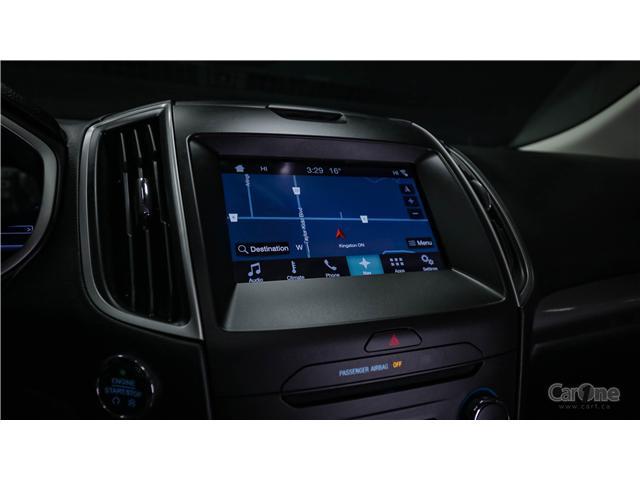 2017 Ford Edge SEL (Stk: CJ19-77) in Kingston - Image 21 of 34