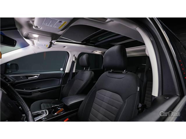 2017 Ford Edge SEL (Stk: CJ19-77) in Kingston - Image 26 of 34