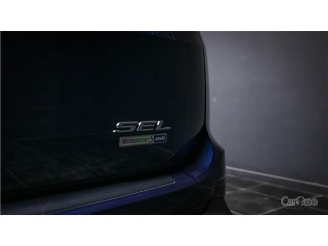 2017 Ford Edge SEL (Stk: CJ19-77) in Kingston - Image 30 of 34
