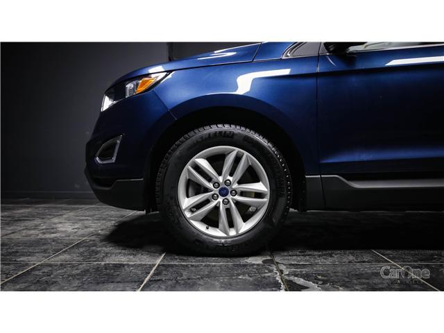 2017 Ford Edge SEL (Stk: CJ19-77) in Kingston - Image 31 of 34