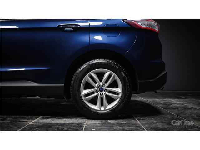 2017 Ford Edge SEL (Stk: CJ19-77) in Kingston - Image 32 of 34