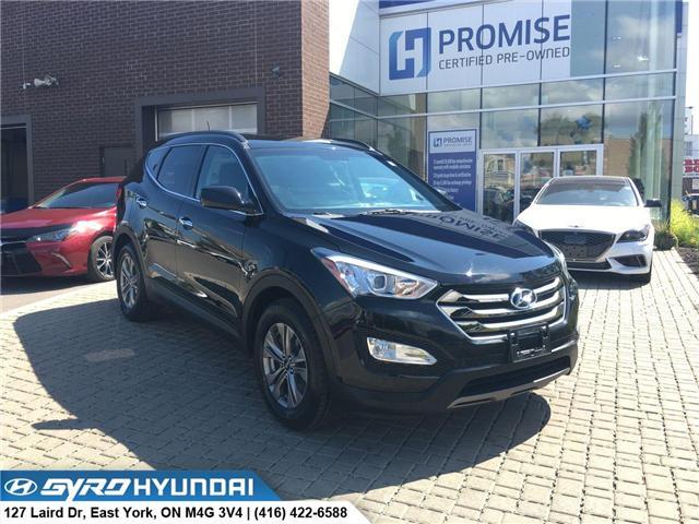 2016 Hyundai Santa Fe Sport 2.0T Premium (Stk: H3968) in Toronto - Image 1 of 28
