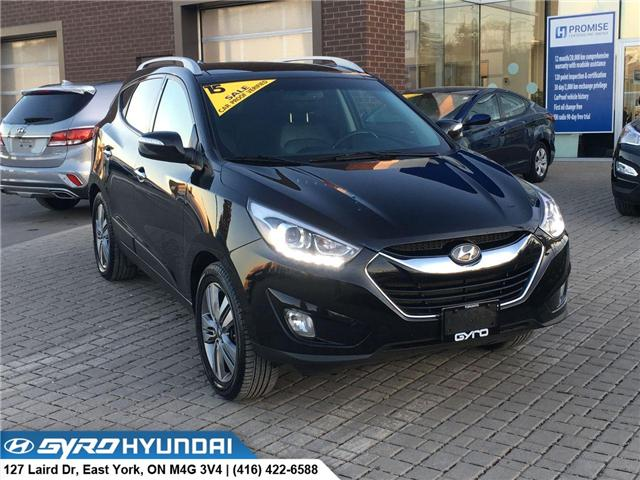 2015 Hyundai Tucson Limited (Stk: H4448) in Toronto - Image 1 of 30