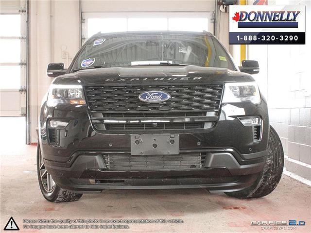 2018 Ford Explorer Sport (Stk: PLDU6005) in Ottawa - Image 2 of 28