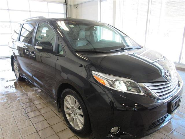 2017 Toyota Sienna Limited 7 Passenger (Stk: 15972A) in Toronto - Image 1 of 22