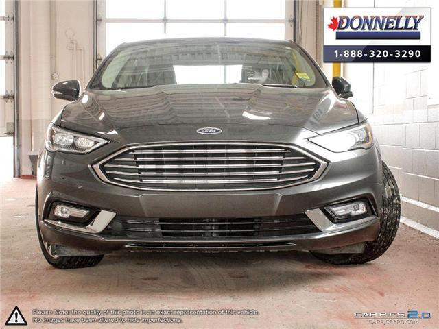 2018 Ford Fusion  (Stk: PLDUR6031) in Ottawa - Image 2 of 28